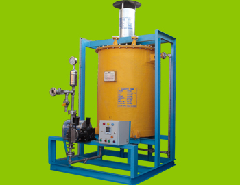 Caustic Dosing System
