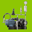 Hydrostatic Test Dosing Pump