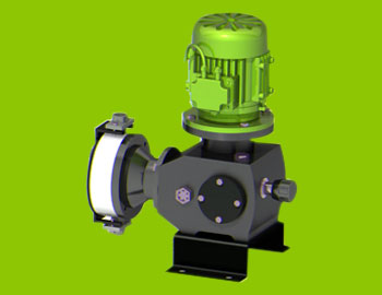 Mechanical Actuated Diaphragm Pumps